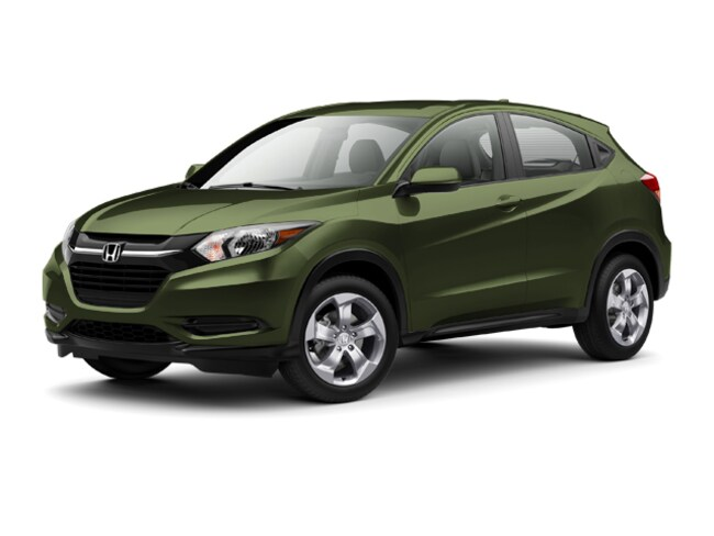 New 2017 Honda HR-V LX 2WD SUV in Bakersfield