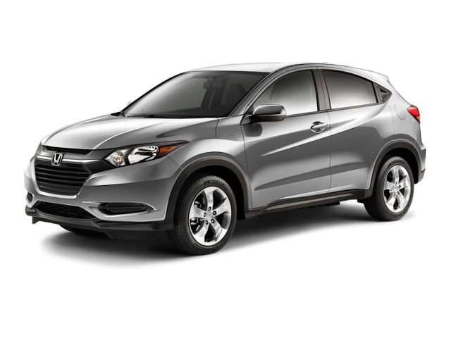 New 2017 Honda HR-V LX 2WD SUV in Hollywood