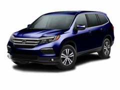 New 2017 Honda Pilot EX-L w/Navigation AWD SUV 174148 in Jamaica, NY