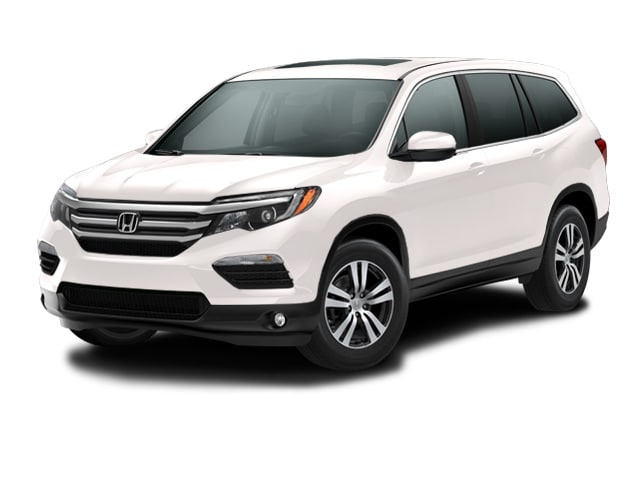 New 2017 Honda Pilot EX-L w/Navigation 2WD SUV in Houston