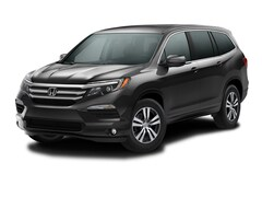 New 2017 Honda Pilot EX AWD SUV 174130 in Jamaica, NY