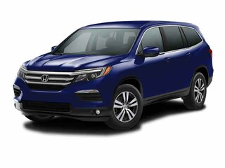New 2017 Honda Pilot EX 2WD HB041003 for sale near Fort Worth TX