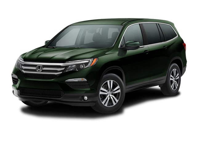 New 2017 Honda Pilot EX 2WD SUV in Hollywood