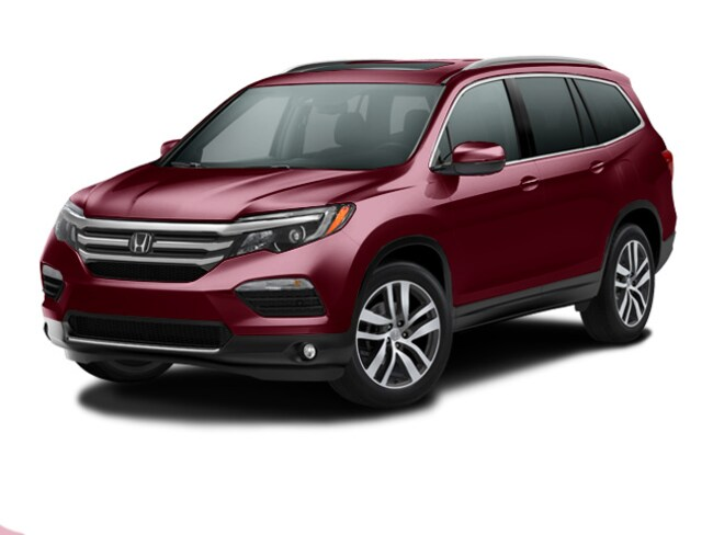 New 2017 Honda Pilot Elite SUV in Elk Grove