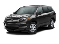 2017 Honda Pilot LX SUV Front-wheel Drive 6-Speed Automatic for sale in Slidell