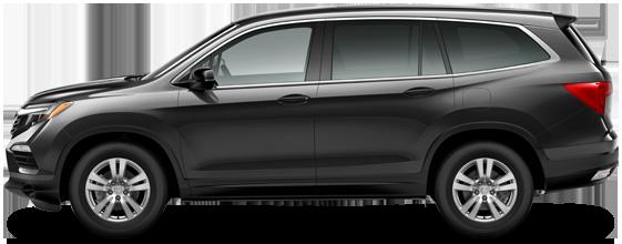 2017 Honda Pilot SUV LX 2WD