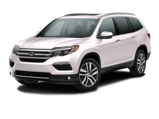 New 2017 Honda Pilot Touring FWD SUV for sale in Woodstock, GA at Hennessy Honda