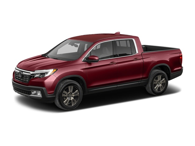 New 2017 Honda Ridgeline RTS AWD Truck Crew Cab for sale in the Boston MA area