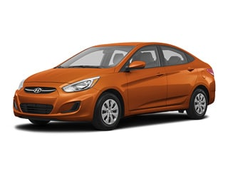 2017 Hyundai Accent Sedan Vitamin C Pearl