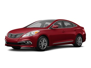 2017 Hyundai Azera Sedan Venetian Red Pearl