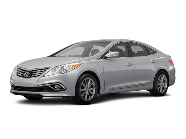 2017 Hyundai Azera Sedan