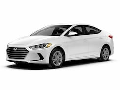 2017 Hyundai Elantra AT FWD LIMITED Sedan