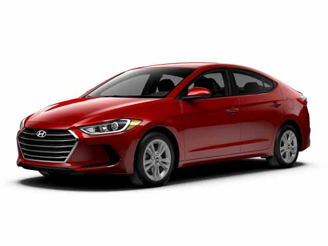 New 2017 Hyundai Elantra Sport Sedan Atlanta Area