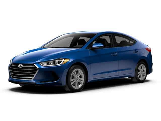 2017 Hyundai Elantra SE Popular Package Sedan