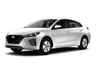 New 2017 Hyundai Ioniq Hybrid Blue Hatchback 171039 in Auburn, MA
