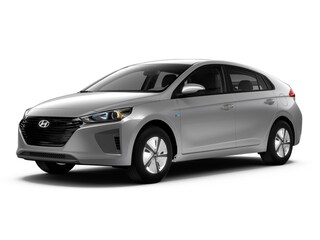 New 2017 Hyundai Ioniq Hybrid Blue Hatchback in Atlanta, GA