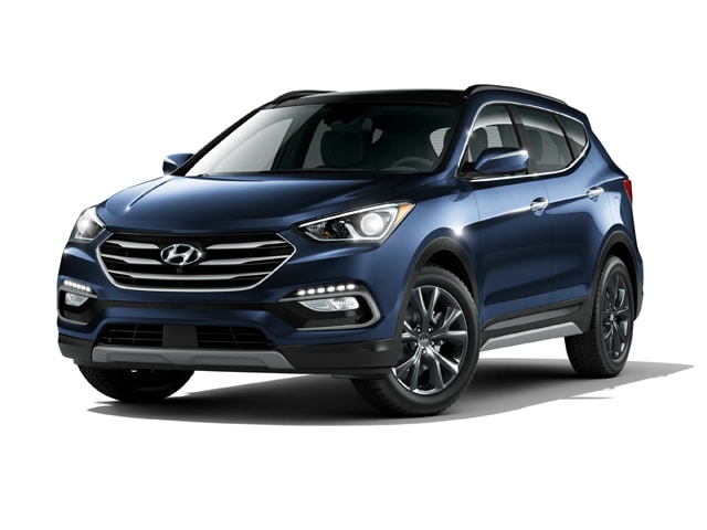 New 2017 Hyundai Santa Fe Sport SPORTULAWD2.0T/1 Sport Utility near Minneapolis & St. Paul MN