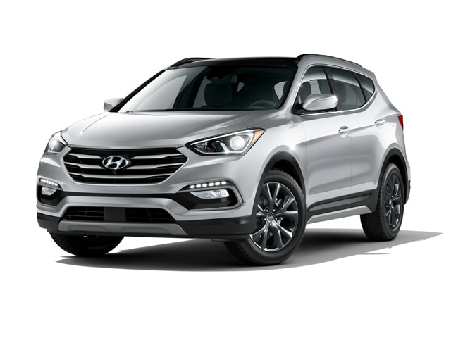 new 2017 hyundai santa fe sport 2 0l turbo ultimate suv schaumburg il chicago area vin. Black Bedroom Furniture Sets. Home Design Ideas