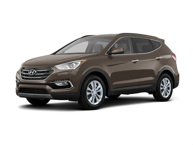 New 2017 Hyundai Santa Fe Sport SPORT AWD 2.0T/1 SUV Minneapolis