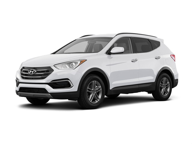 New 2017 Hyundai Santa Fe Sport 2.4L SUV for sale in the Boston MA area