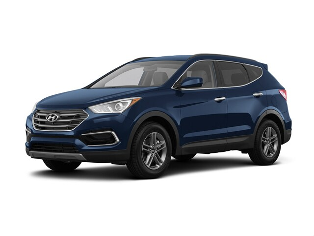 New 2017 Hyundai Santa Fe Sport SPORT AWD 2.4 SUV Minneapolis