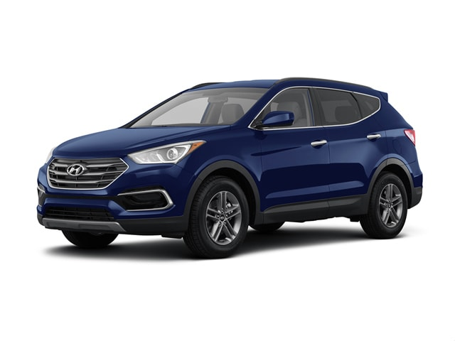 New 2017 Hyundai Santa Fe Sport SPORT AWD 2.4/2 SUV Minneapolis