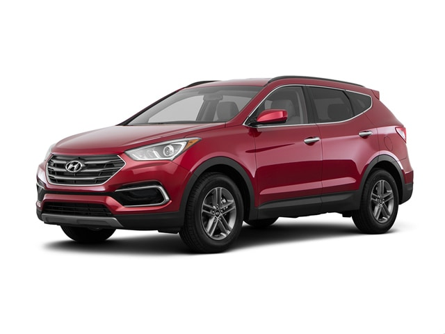 New 2017 Hyundai Santa Fe Sport SPORT AWD 2.4/1 SUV Minneapolis