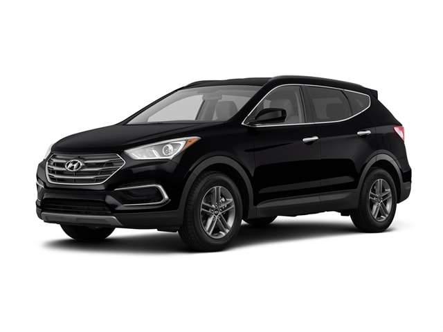 New 2017 Hyundai Santa Fe Sport 2.4L Sport Utility near Minneapolis & St. Paul MN