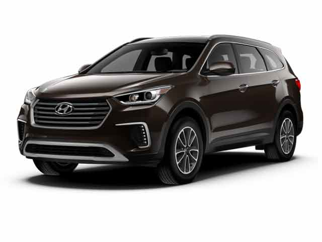 New 2017 Hyundai Santa Fe SE SUV near Hampton