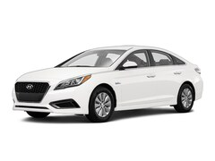 New 2017 Hyundai Sonata Hybrid SE Sedan KMHE24L18HA058354 in Wayne, NJ