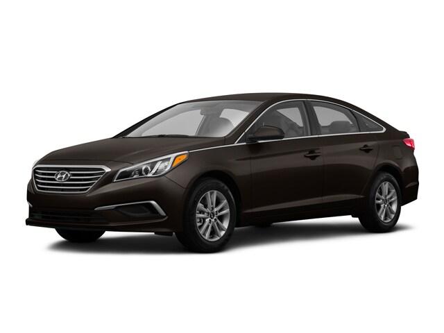 Hyundai Sonata 2017 Silver