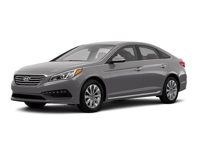 New 2017 Hyundai Sonata Sport Sedan Atlanta Area