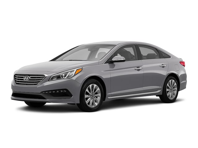 New 2017 Hyundai Sonata SPORT/1 Sedan near Minneapolis & St. Paul MN