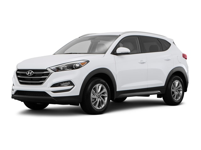 New 2017 Hyundai Tucson ECO AWD/1 Sport Utility near Minneapolis & St. Paul MN