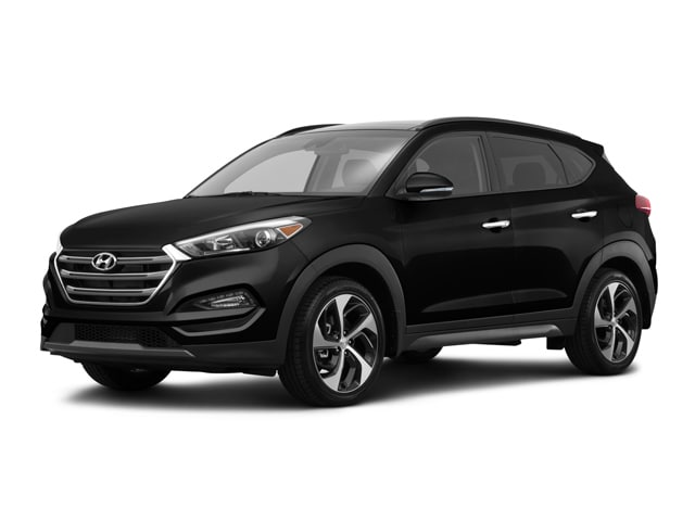 New 2017 Hyundai Tucson Limited SUV for sale in the Boston MA area