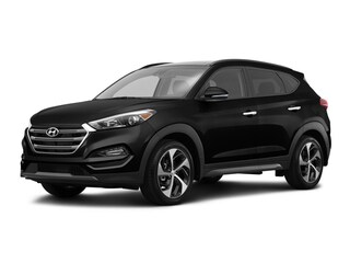 2017 Hyundai Tucson Limited w/ Ultimate Package SUV