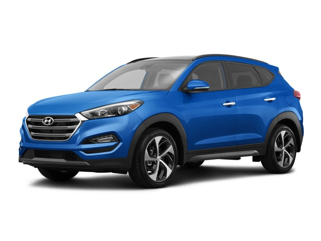 New 2017 Hyundai Tucson Limited Sport Utility near Minneapolis & St. Paul MN