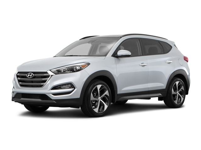 2017 Hyundai Tucson Limited Ultimate Package SUV