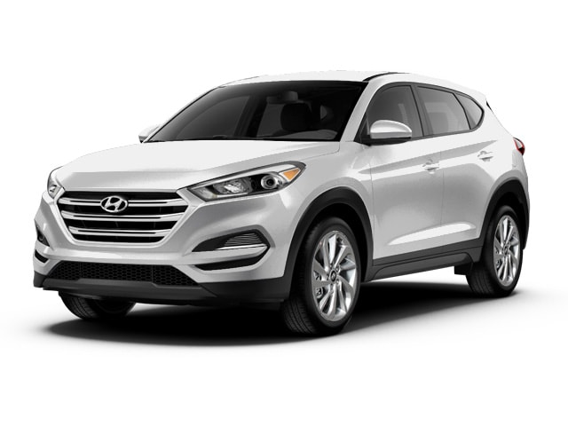 New 2017 Hyundai Tucson SE Popular Package SUV in Atlanta, GA