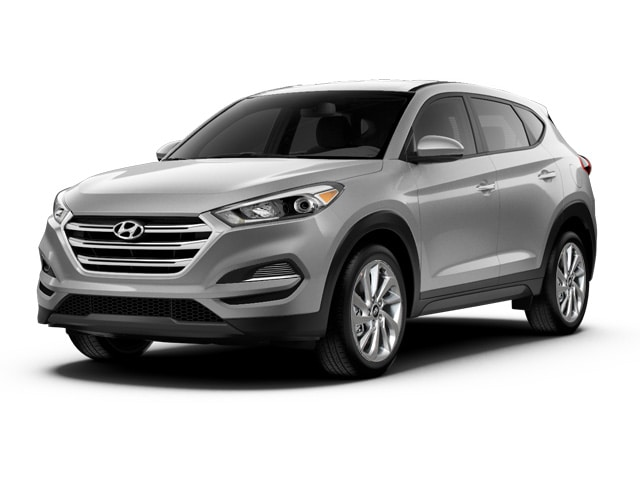 New 2017 Hyundai Tucson SE SUV near Hampton
