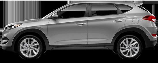 2017 Hyundai Tucson SUV SE