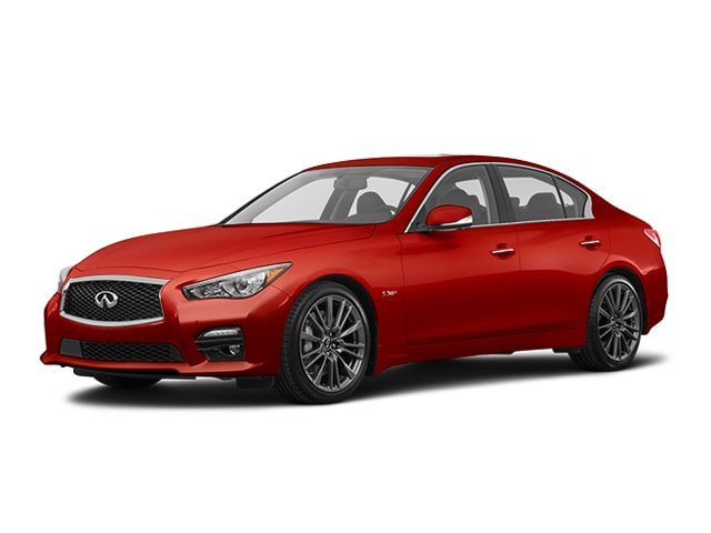 New 2017 INFINITI Q50 3.0t Red Sport Sedan near Boston, MA