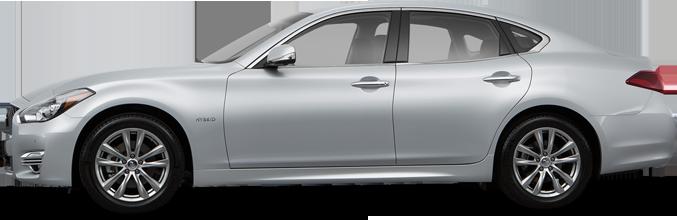 2017 Infiniti Q70H Sedan