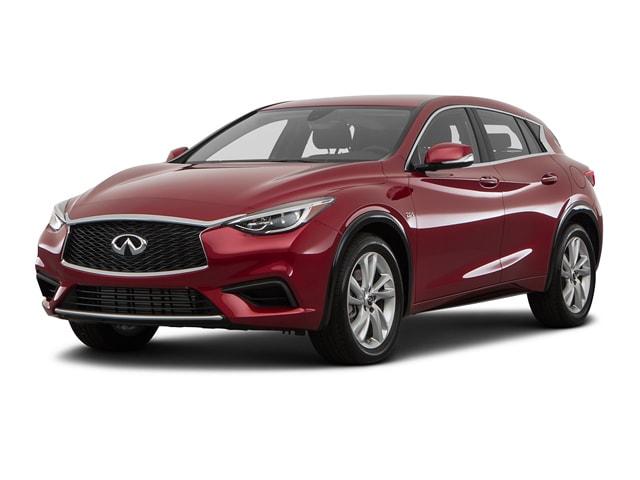 2017 INFINITI QX30 SUV