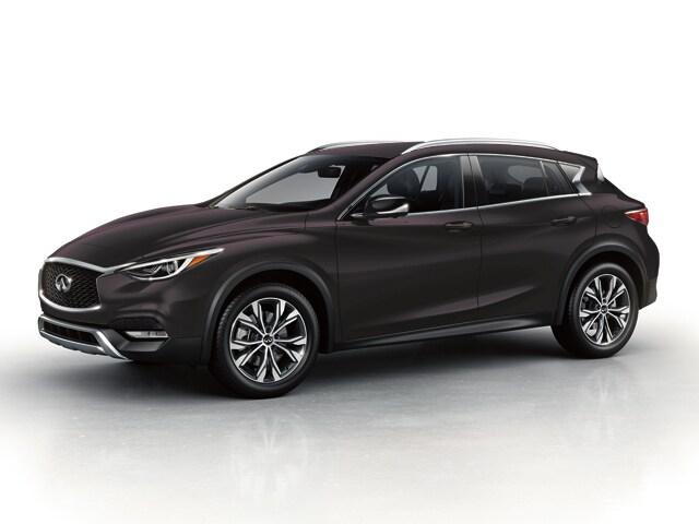 Pre-Owned 2017 INFINITI QX30 Luxury