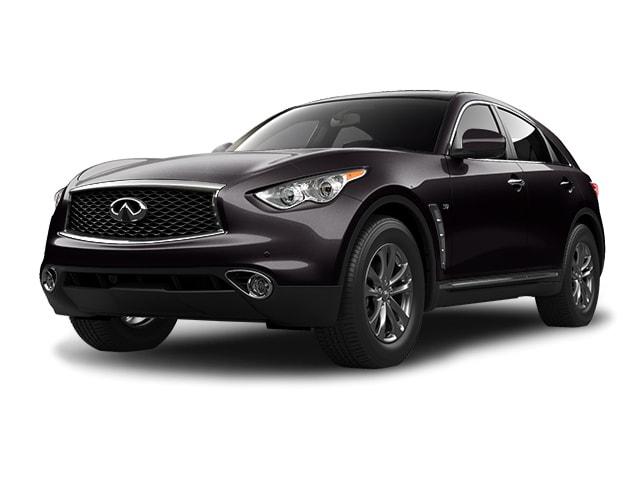 New 2017 INFINITI QX70 Base SUV Newark
