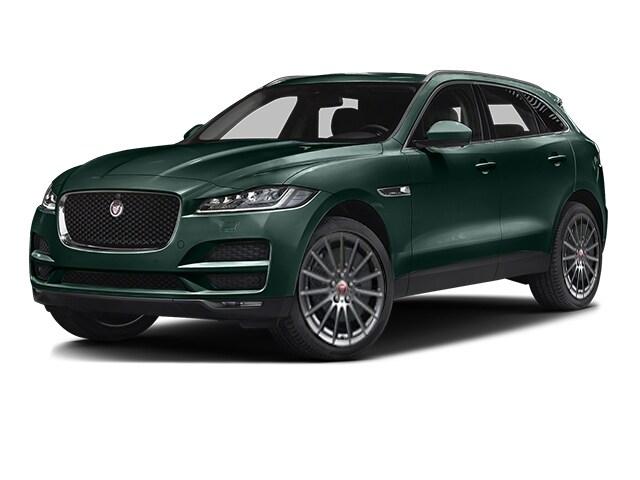 2017 Jaguar F Pace Suv Paramus