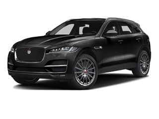 2017 Jaguar F-PACE SUV Ultimate Black Metallic