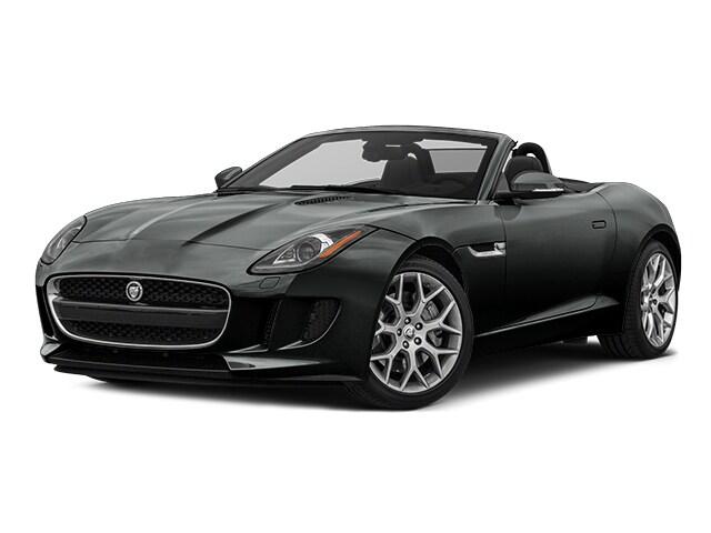 2017 Jaguar F-TYPE Con...