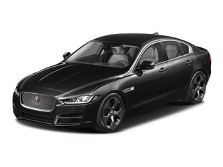 2017 Jaguar XE Sedan Ultimate Black Metallic